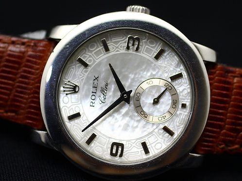 Rolex Cellini Platinum