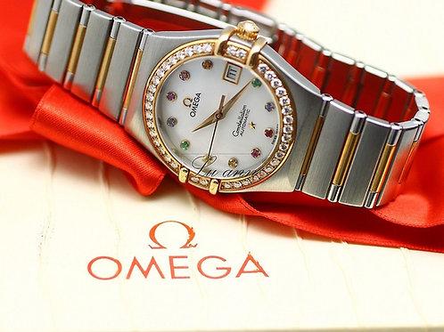 Omega Ladies Constellation IRIS '95 Automatic 28mm