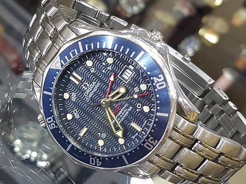 Omega Seamaster SBS Special Boat Service