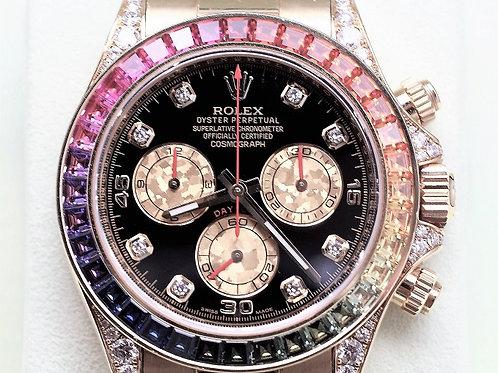 Rolex Daytona Rainbow Ref 116598RBOW