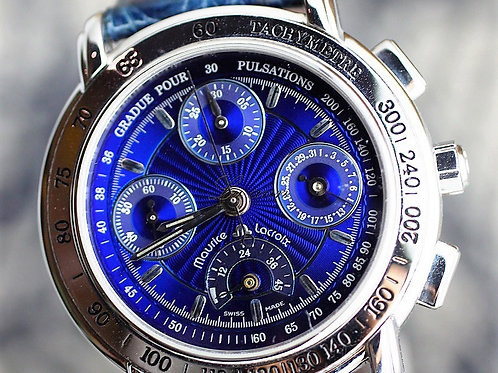 Maurice Lacroix Pulsometer Chronograph Limited Edition