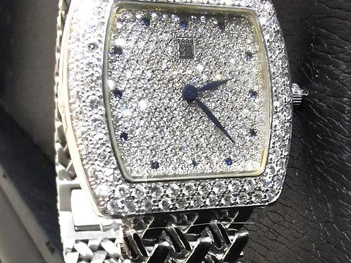Montre Royal De Geneve Diamond Sapphire