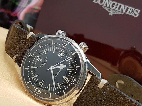 Longines Heritage Legend Diver Automatic