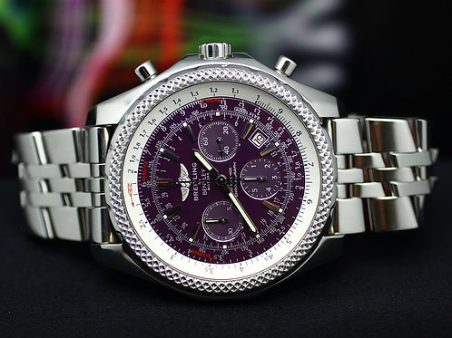 Breitling Bentley Stainless Steel A25362
