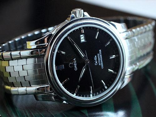 Omega De Ville Chronometer Co-Axial Automati