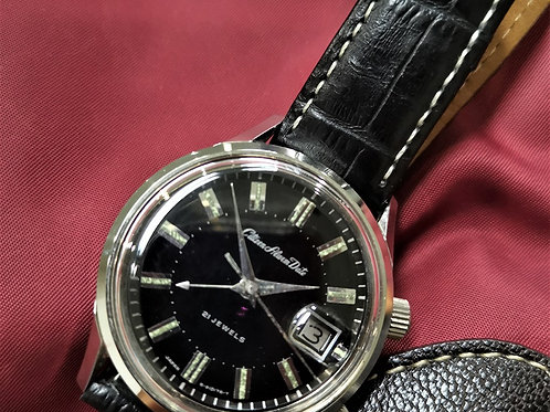 Citizen Vintage Alarm Manual Winding Watch