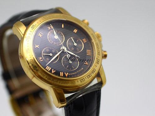 Schwarz Etienne Annual Calender 18K Gold