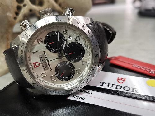Tudor Fastrider Chronograph Panda Dial