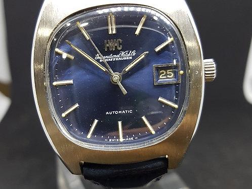 IWC Vintage Watch Club Ref.1827 Blue Automatic