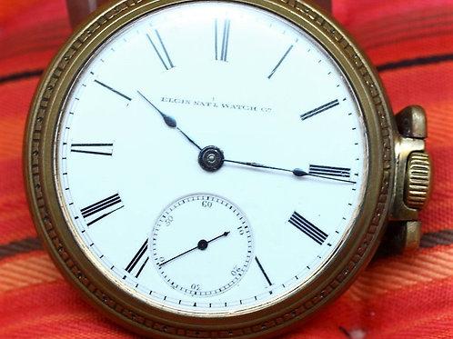 Elgin National Watch Co. Vintage Pocket Watch