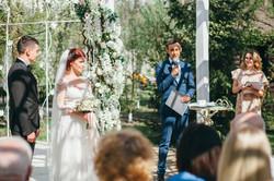 """Весілля, ресторан """"Вілла Віта"""""""