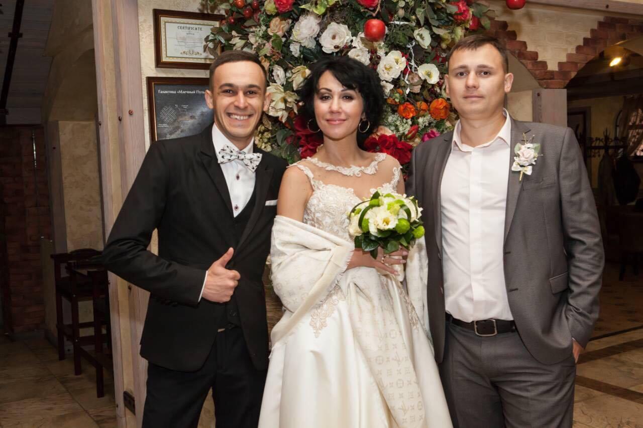 """Весілля, ресторан """"Фортеця"""""""