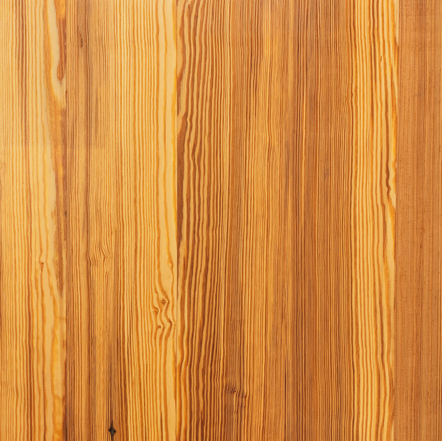 CLEAN FACE YELLOW PINE | SANDED & FINISHED