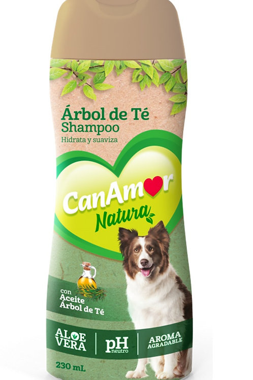 Shampoo CanAmor  árbol de Té