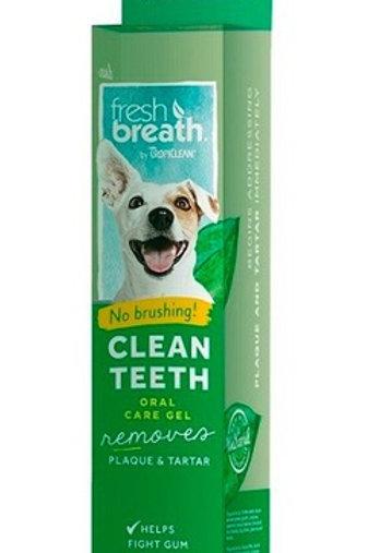 CLEEAN TEETH Gel Dental X 59 ML , NO REQUIERE USO DE CEPILLO