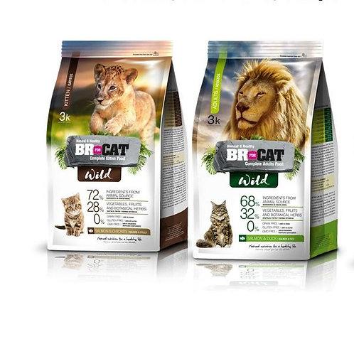 BR FOR CAT WILD por 1kl