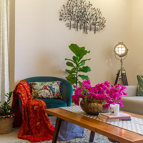 Bhuvana's Minimal Home