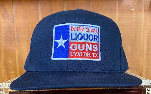 Liquor N Guns Navy Cap