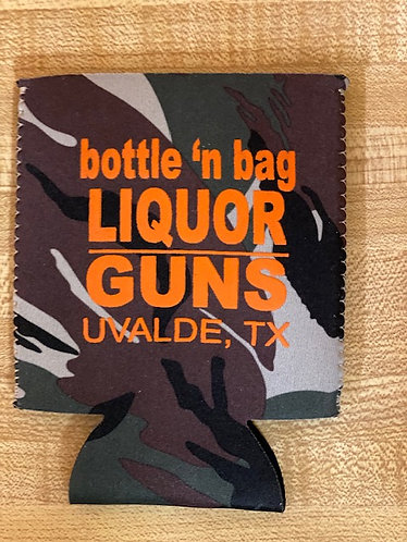 Liquor 'n Guns KOOZIES