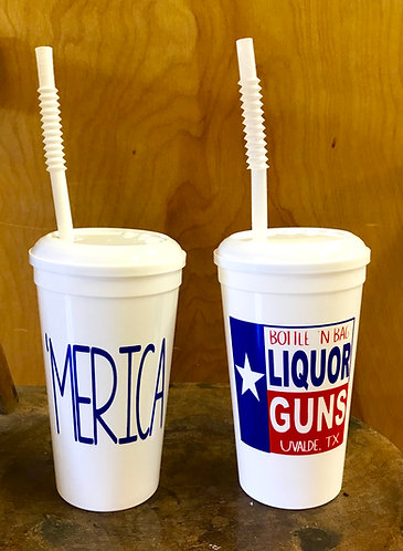 LIQUOR 'n GUNS - 'MERICA Stadium Cup