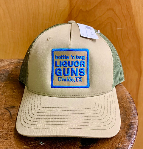Liquor N Guns - Richardson 112FP Cap