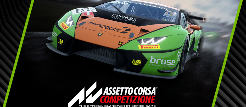 Assetto Corsa Competizione v1.3.4 hotfix update OUT NOW!