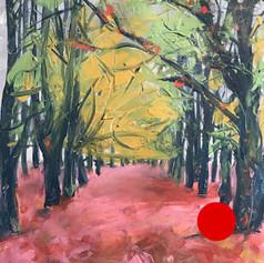 Autumn, Londonthorpe Wood 2018 - SOLD