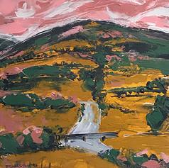River Tweed, Peebles   2018