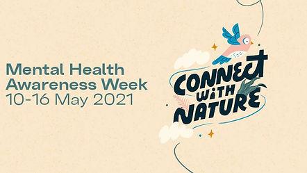 Mental health awareness week image 2021.