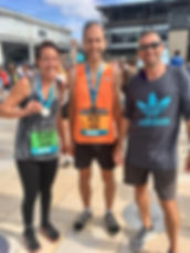 Half Marathon - Claire Smith, Nick Tuftn