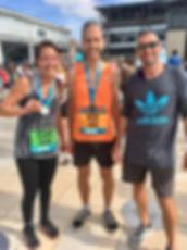 Half Marathon - Claire Smith, Nick Tuftn