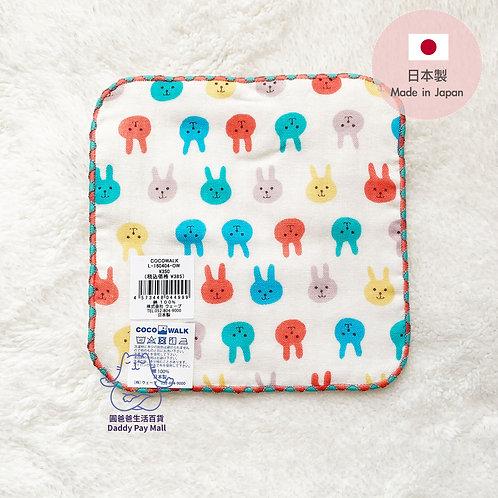 [日本製 Made in Japan] COCOWALK 純棉印花手巾仔套裝 Print Cotton Handkerchief Set