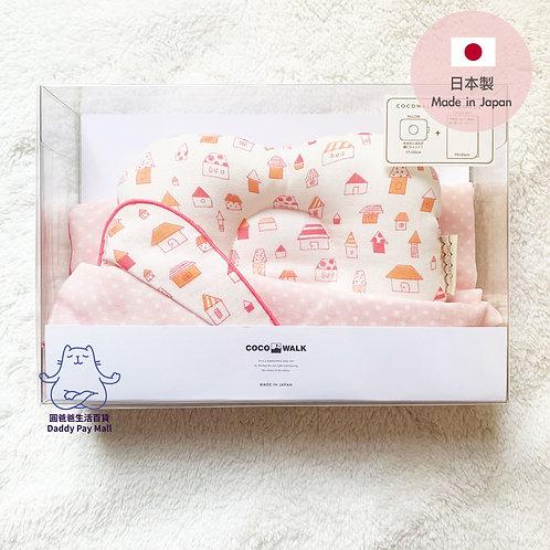 [日本製 Made in Japan] COCOWALK 枕頭被子套裝 Pillow and Blanket Set