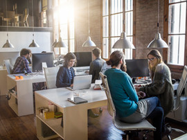 Office revamps - more than a facelift