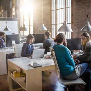 Atividades em coworking geram economia de gastos para empresas