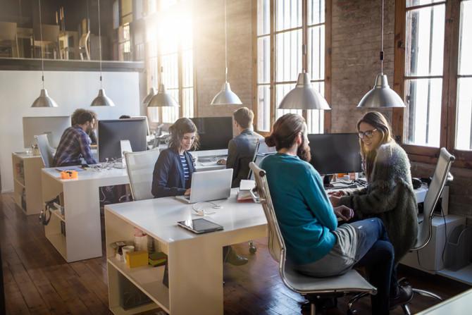 Coworking: a arte de compartilhar espaços