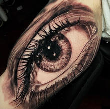 570Tattooing Co Original Ink by Ron Eye Realism