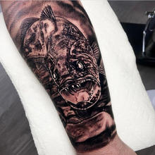 570 Tattooing Co Original Ink by Ron Fish from