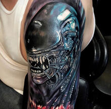 570 Tattooing Co Original Ink by Ron Alien