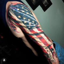 570Tattooing Co Original Ink by Ron American F