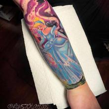 570 Tattooing Co Original Ink by Ron Disney Cinderella