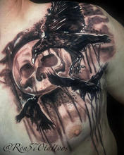 570 Tattooing Co Original Ink by Ron Raven