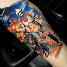 570Tattooing Co Original Ink by Ron