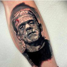 570 Tattooing Co Original Ink by Ron Frankenstein