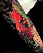 570 Tattooing Co Original Ink by Ron Cardinal