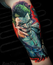 570Tattooing Co Original Ink by Ron Joker