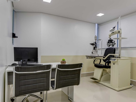 Consultório Oftalmologia