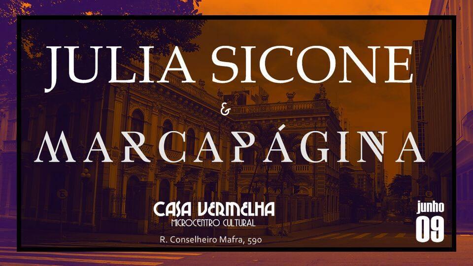 Julia Sicone Marcapágina