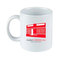 Caneca da Casa Vermelha - Logo