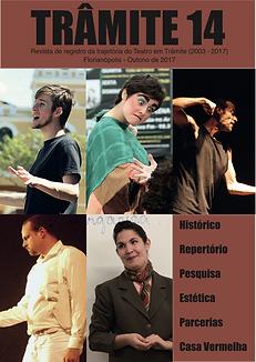 Teatro em Trâmite | Casa Vermelha | Florianópolis, SC
